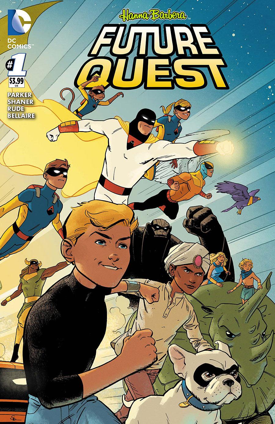 Future Quest #1