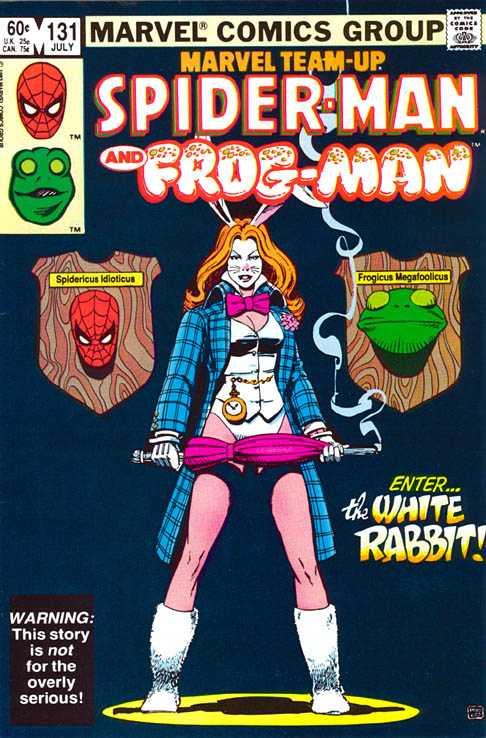 Marvel Team-Up #131