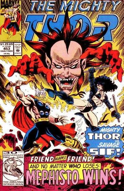 The Mighty Thor #453
