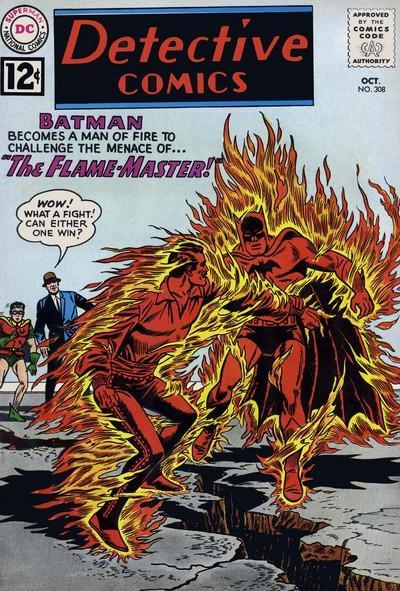 Detective Comics #308