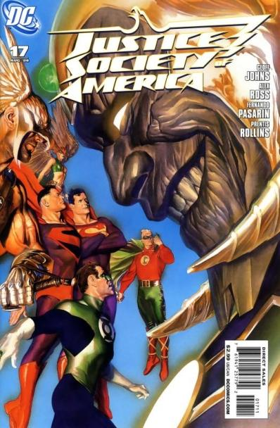 Justice Society of America #17