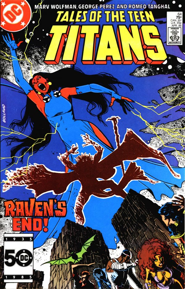 Tales of the Teen Titans #64