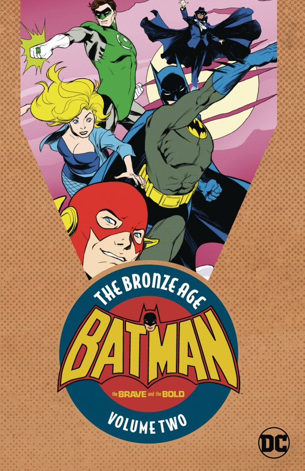 Batman: The Brave and the Bold - The Bronze Age Vol. 2 TP