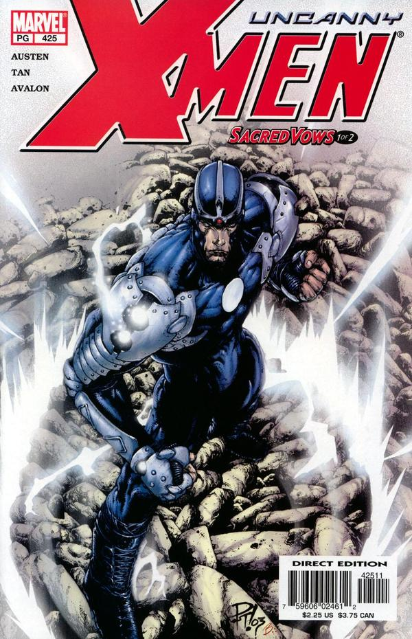 Uncanny X-Men #425