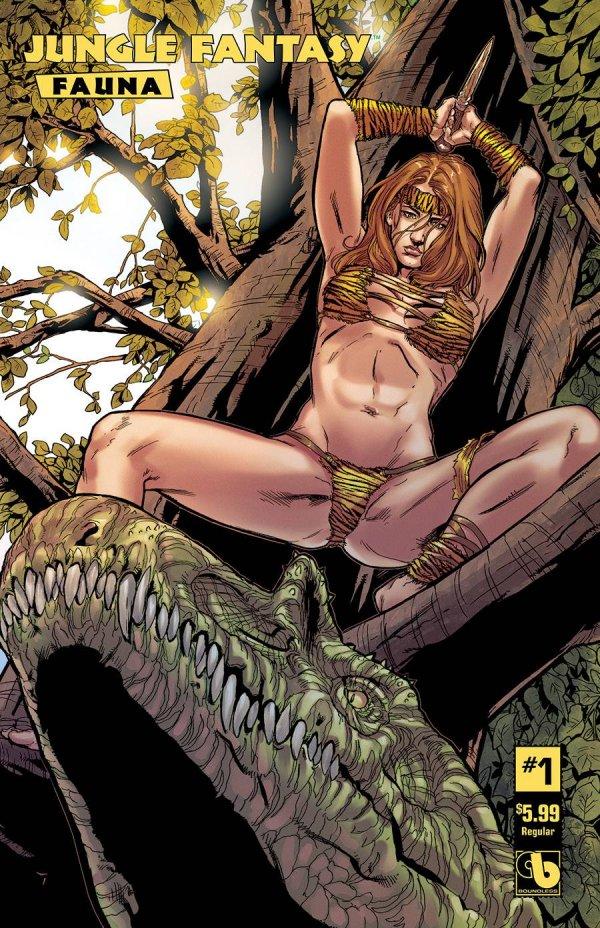 Jungle Fantasy: Fauna #1