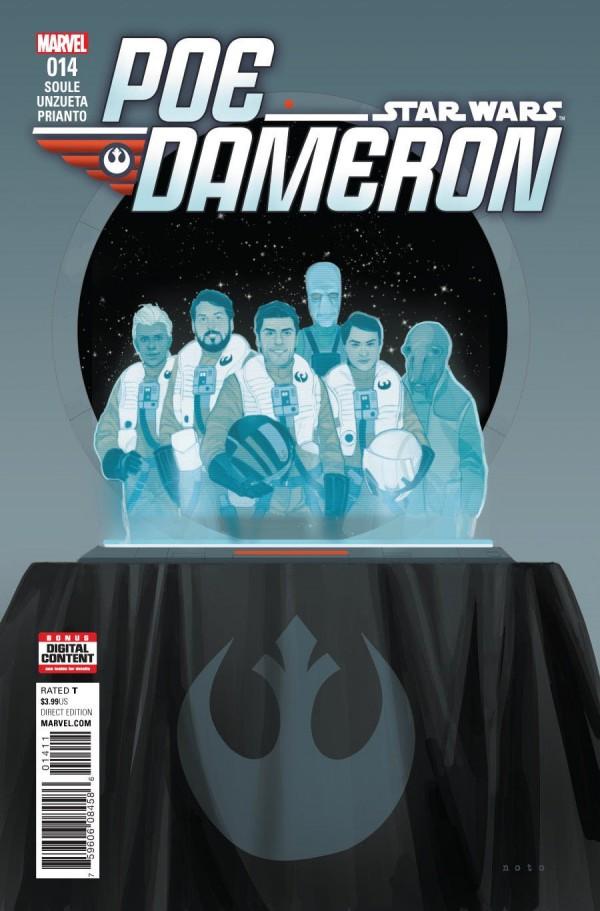 Star Wars: Poe Dameron #14