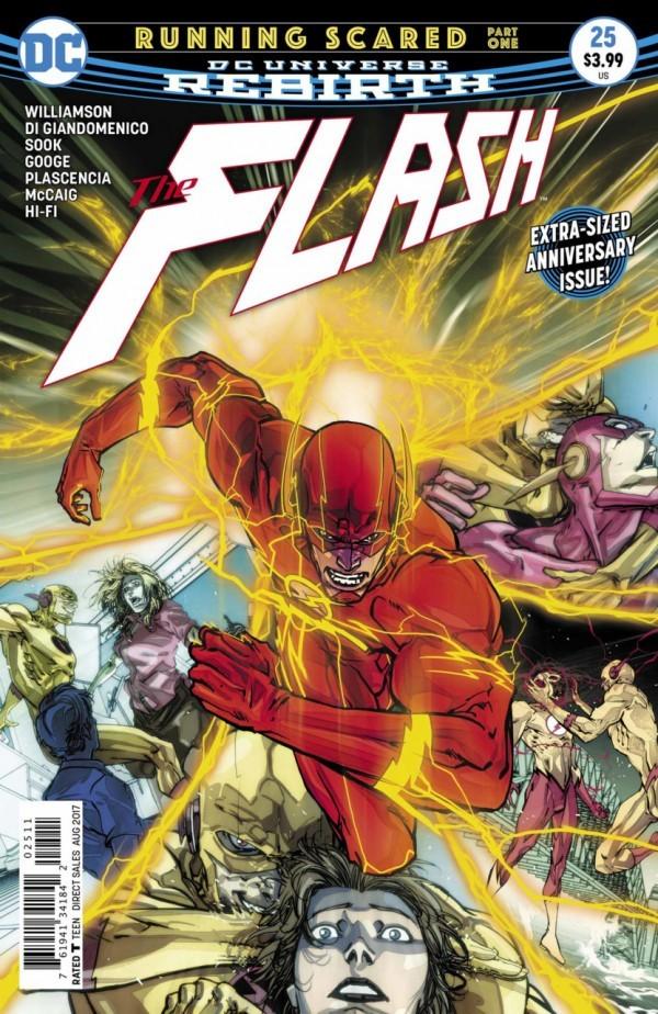 The Flash #25