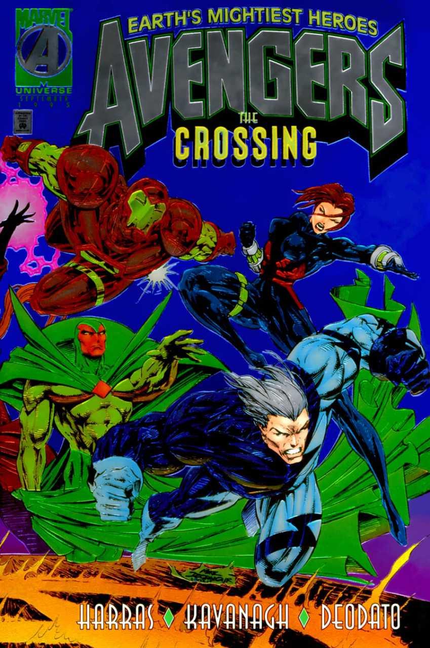 Avengers: The Crossing #1