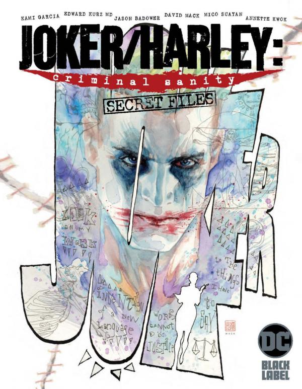 Joker/Harley: Criminal Sanity Secret Files #1