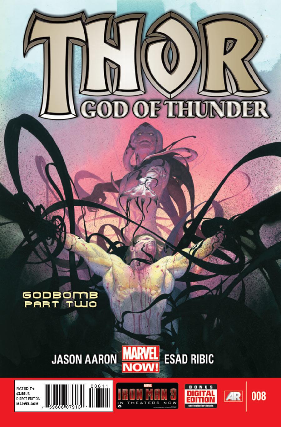 Thor: God of Thunder #8