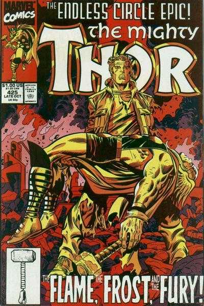 The Mighty Thor #425
