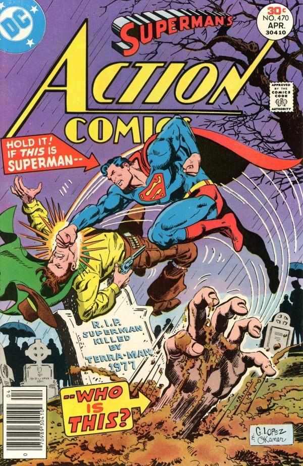 Action Comics #470