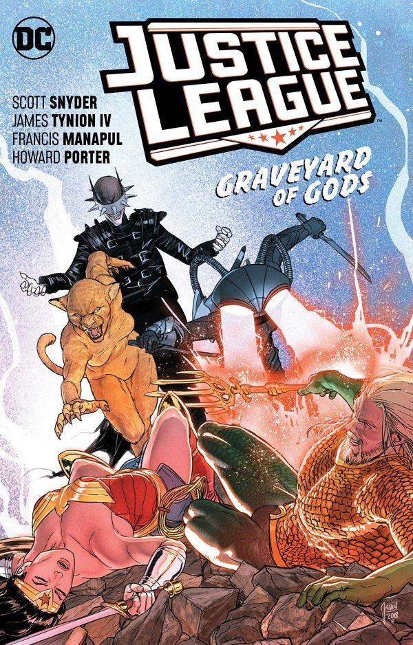 Justice League Vol. 2: Graveyard of Gods TP