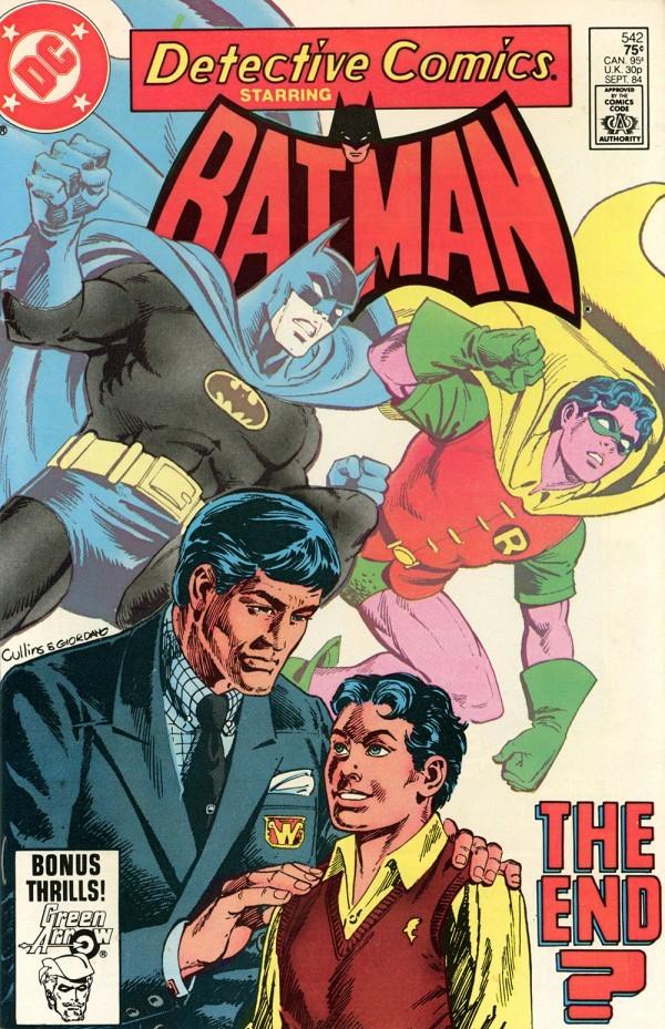 Detective Comics #542