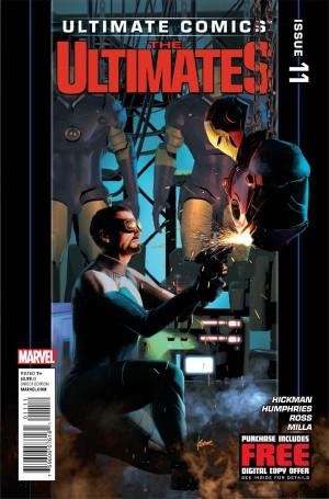 Ultimate Comics: The Ultimates #11