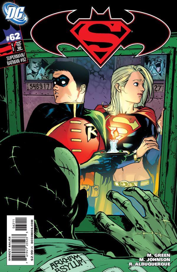 Superman / Batman #62
