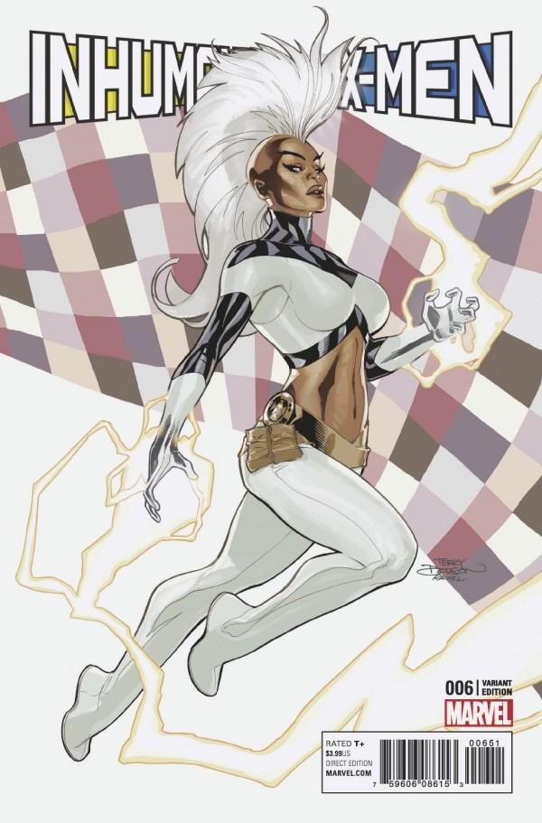 Inhumans vs. X-Men #6