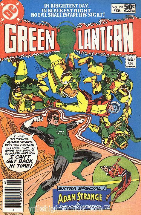 Green Lantern #137