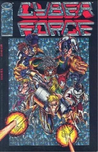 Cyberforce Vol. 1 TP