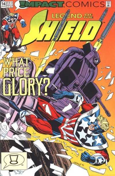 Legend of the Shield #14