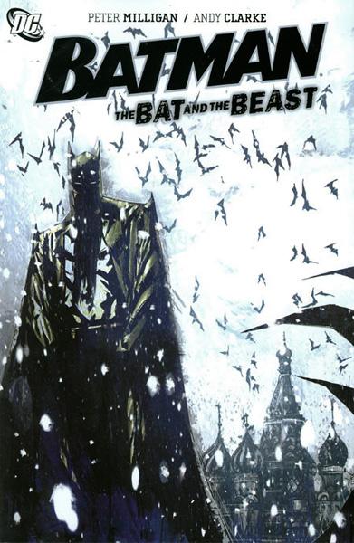 Batman: The Bat and the Beast TP