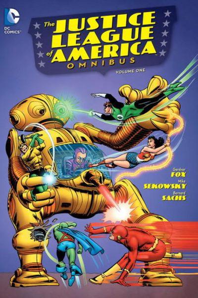 Justice League of America Omnibus Vol. 1 HC