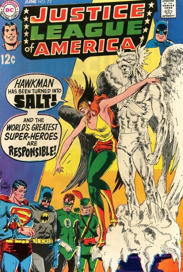 Justice League of America #72