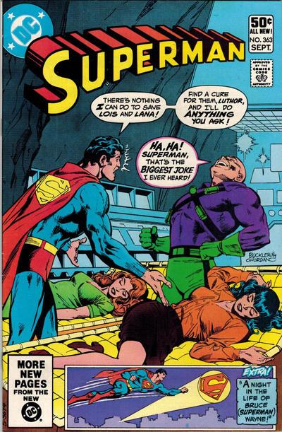 Superman #363