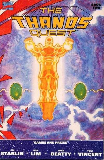 The Thanos Quest #2