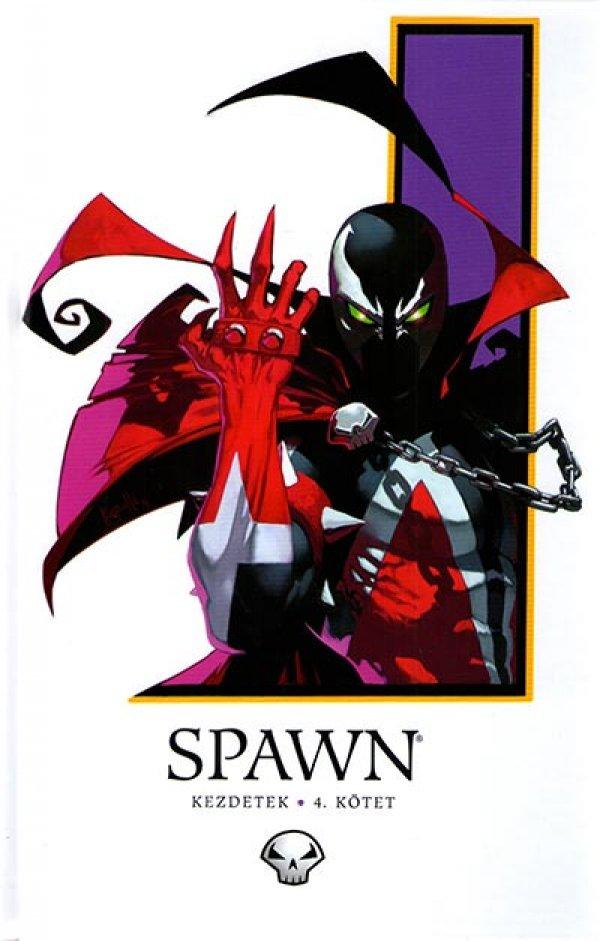 Spawn Kezdetek 4. Kötet HC