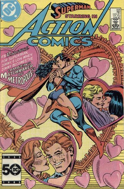 Action Comics #568