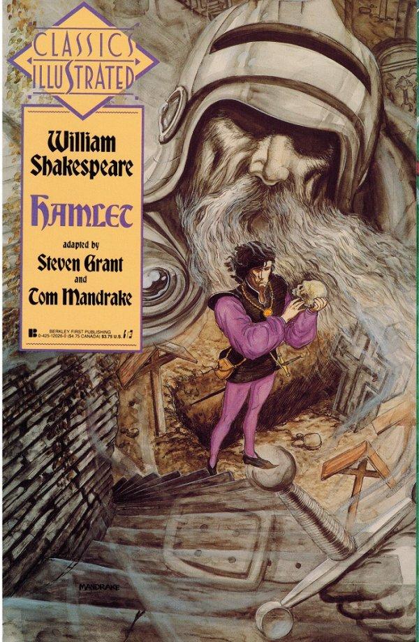 Classics Illustrated #5