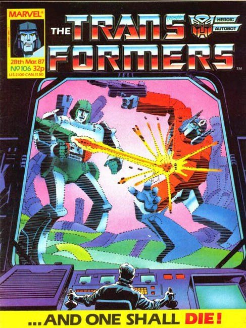 The Transformers #106