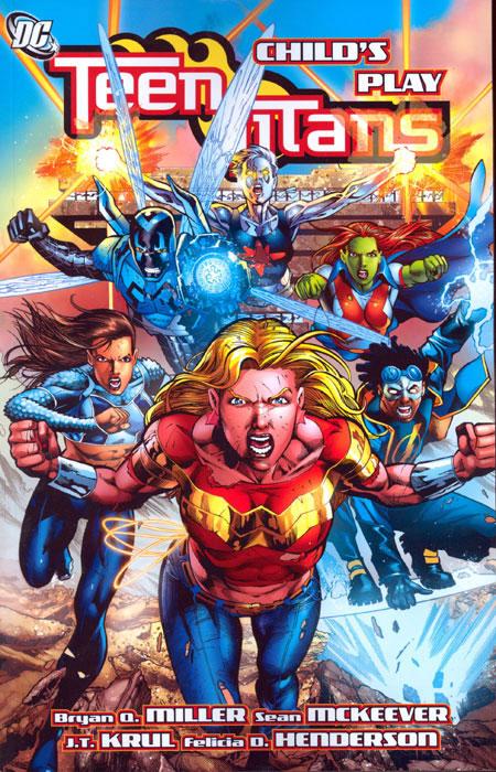 Teen Titans Vol. 12: Child's Play TP