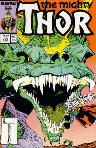 The Mighty Thor #380