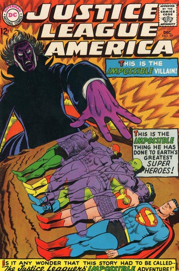 Justice League of America #59