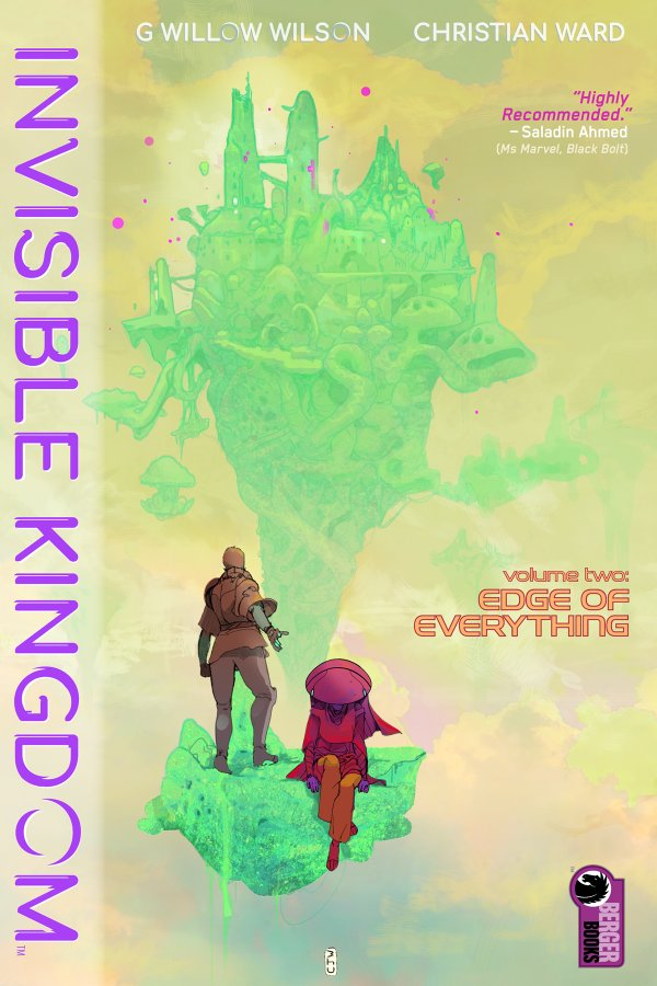 Invisible Kingdom Vol. 2: Edge of Everything TP