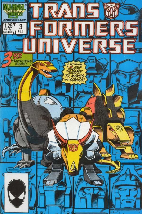 Transformers Universe #3