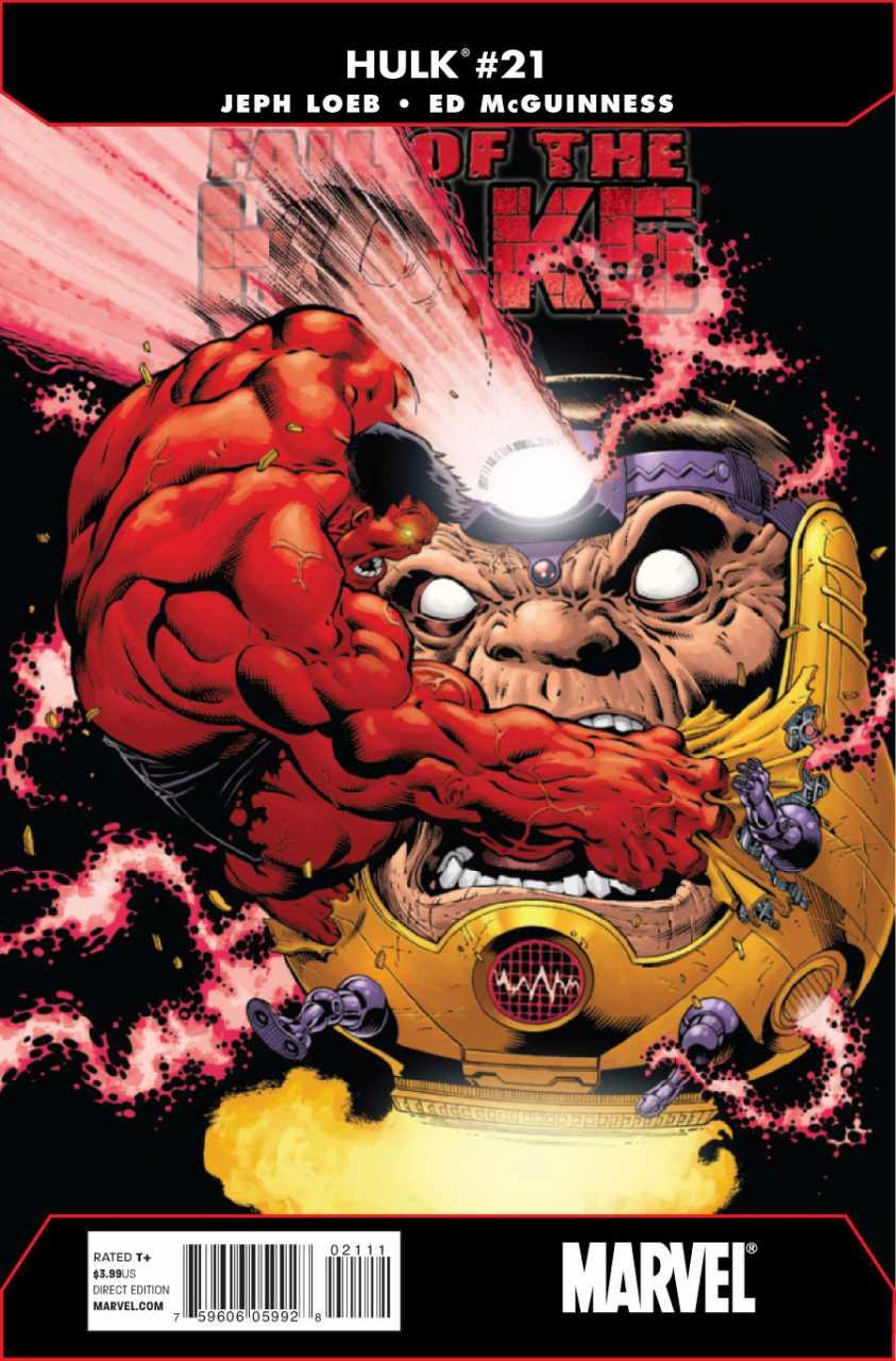 Hulk #21