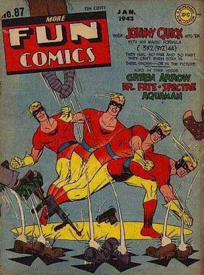 More Fun Comics #87