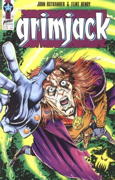 Grimjack #80