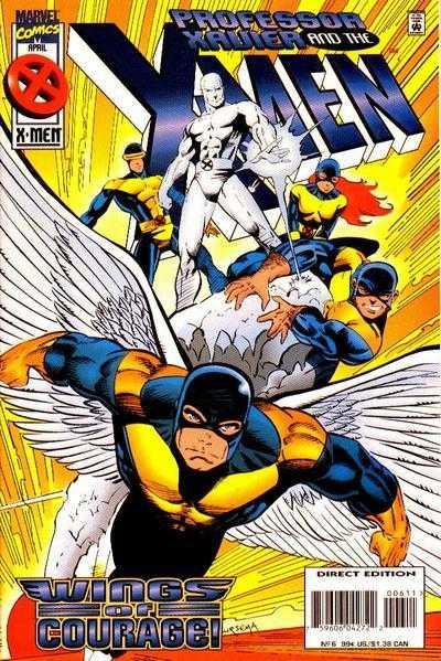 Professor Xavier and the X-Men #6