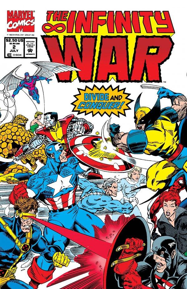 The Infinity War #2