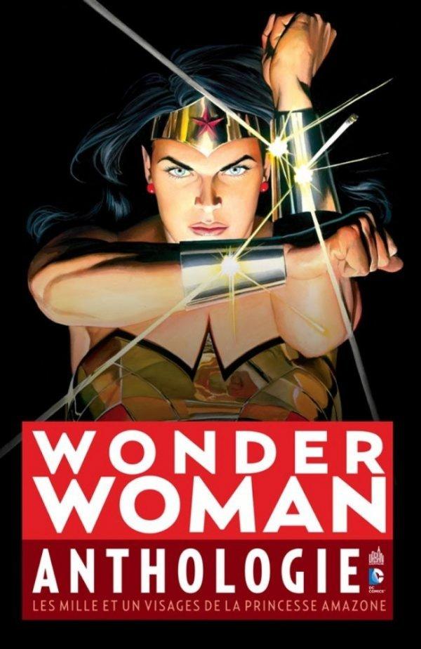 DC Anthologie - Wonder Woman Anthologie