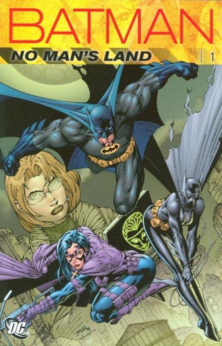 Batman: No Man's Land - New Edition Vol. 1 TP