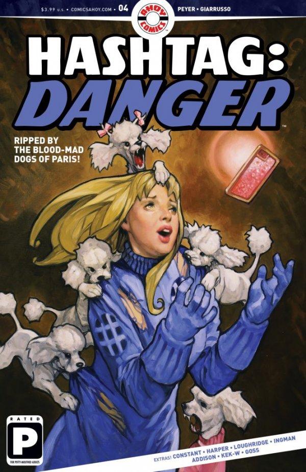Hashtag: Danger #4
