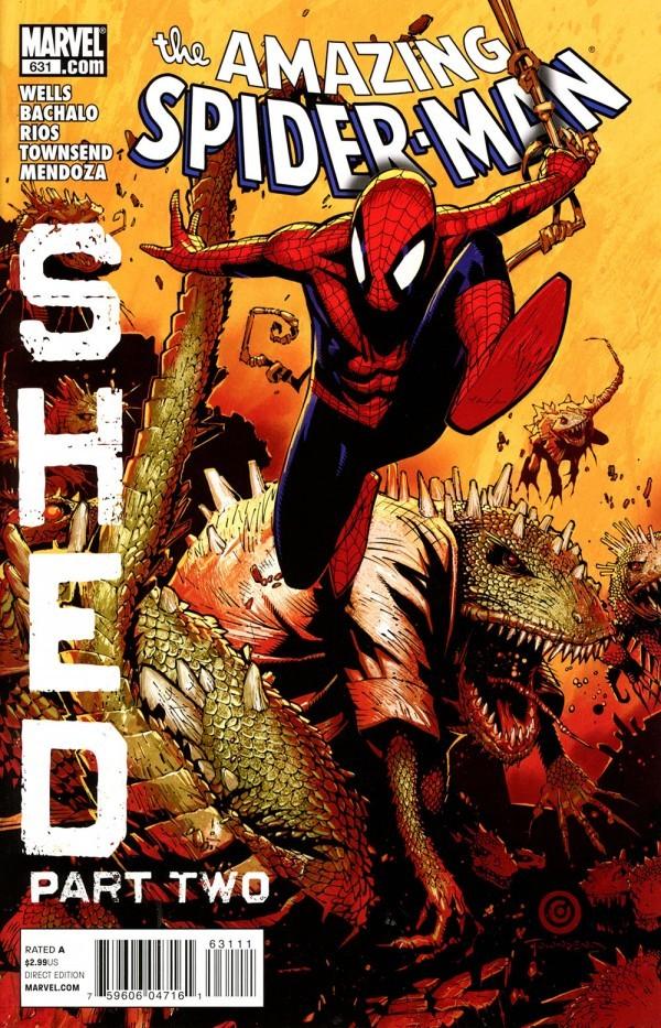 The Amazing Spider-Man #631