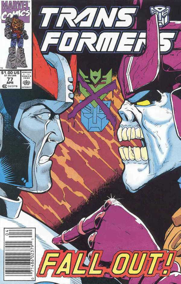The Transformers #77
