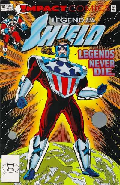 Legend of the Shield #16