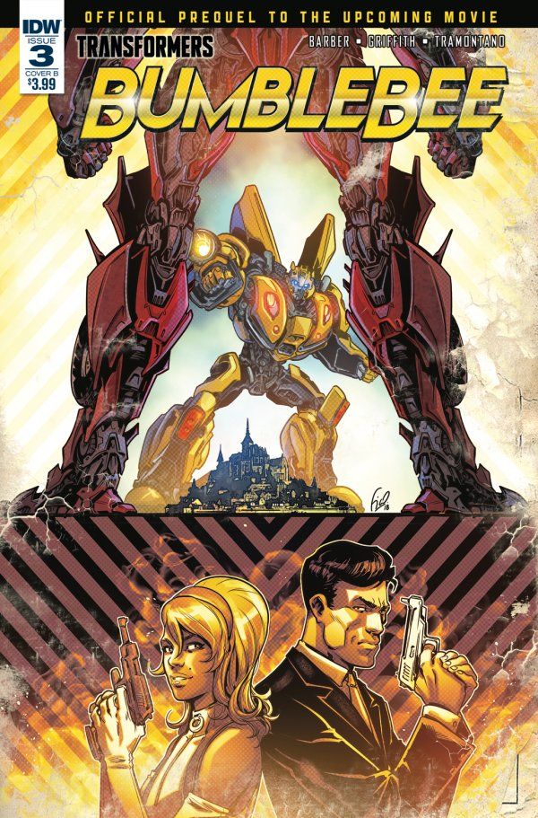 Transformers: Bumblebee Movie Prequel #3